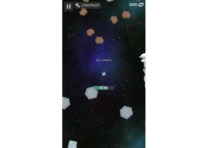 Asteroid Quest: Deep Space – screenshot 1
