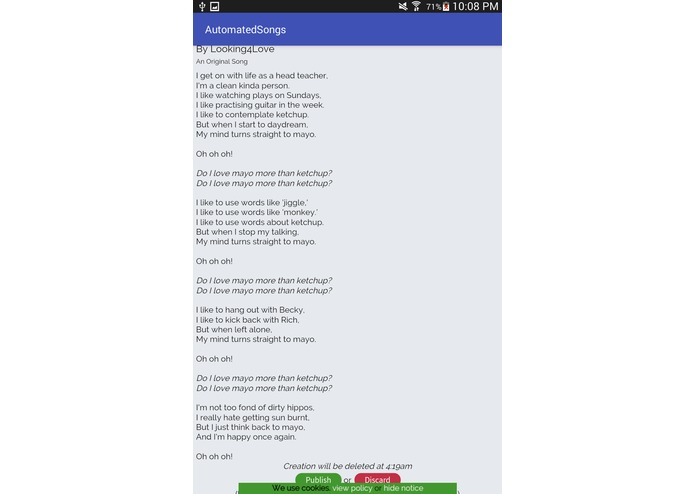 FreeStyle – screenshot 5