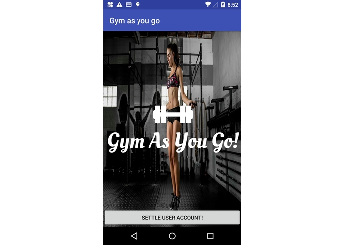 Gym As You Go! – screenshot 4