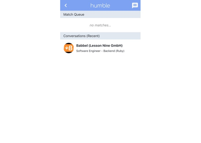 humble – screenshot 3