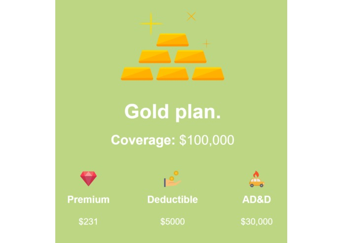 Hank: Your health insurance advisor – screenshot 3