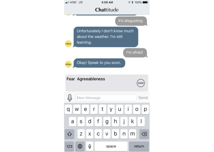 Chatitude – screenshot 4