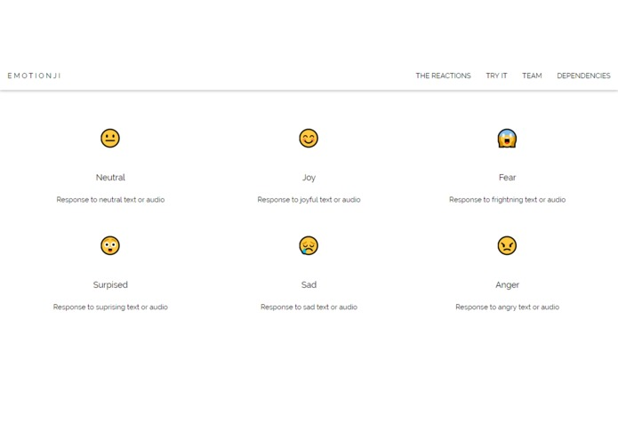 emotionji – screenshot 2