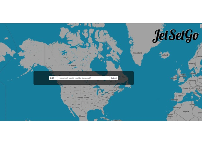 JetSetGo – screenshot 1