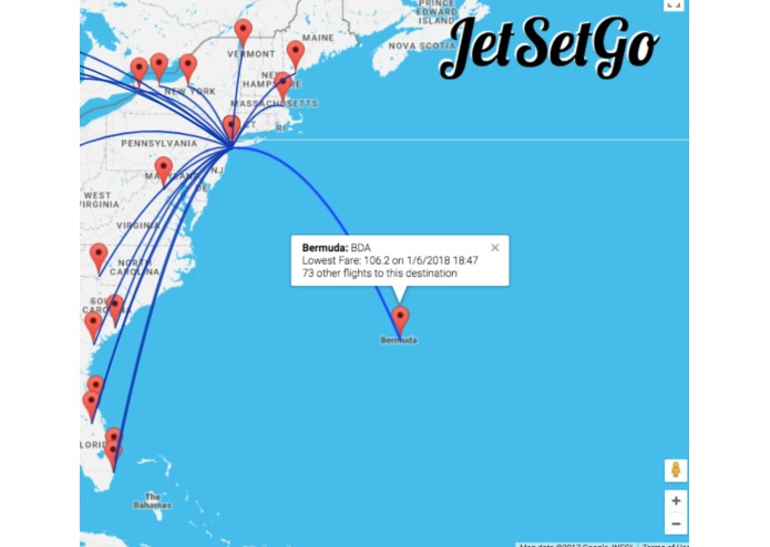 JetSetGo – screenshot 6