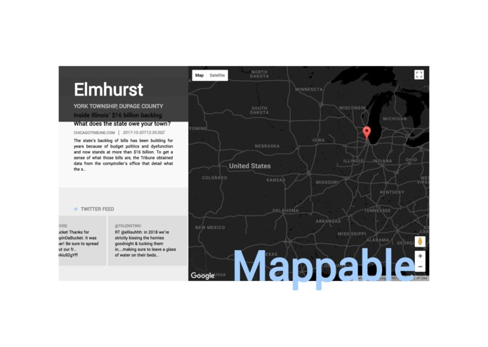 Mappable – screenshot 2