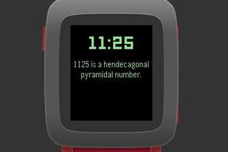 math-facts-watchface