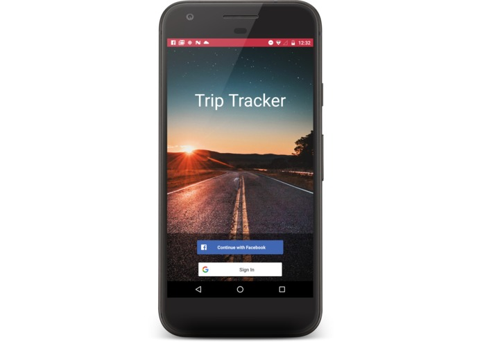 TripTracker – screenshot 2