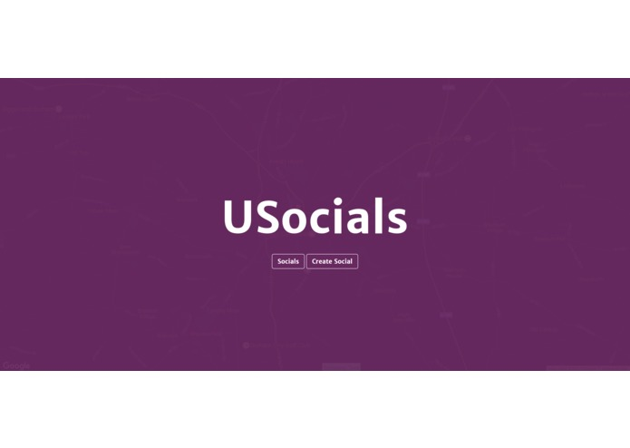 USocials – screenshot 1