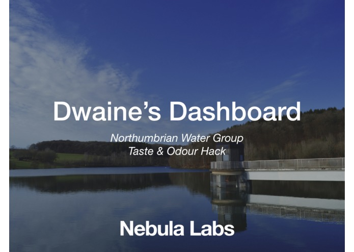 Dwaine's Dashboard – screenshot 13