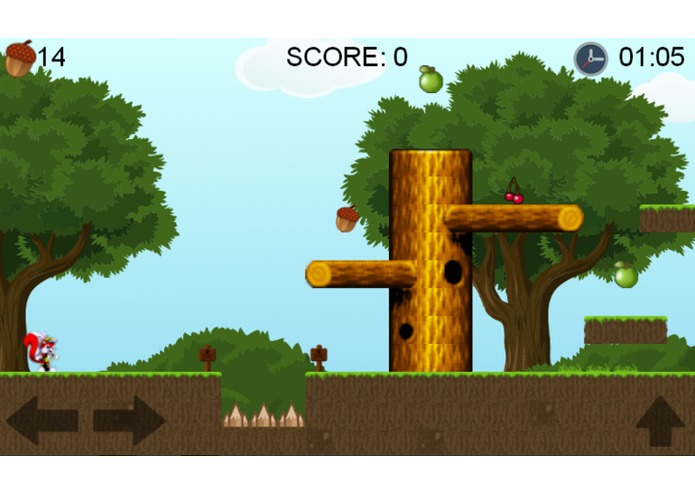 CrazySquirrel – screenshot 1