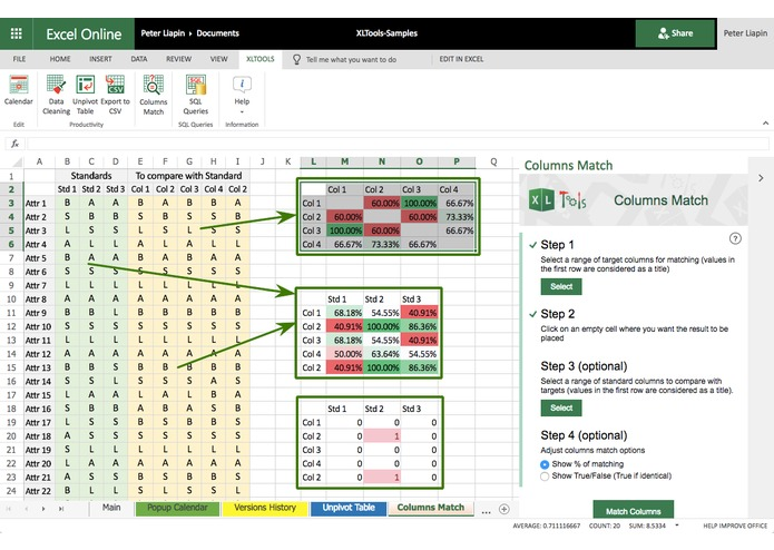 XLTools Suite for Excel – screenshot 6