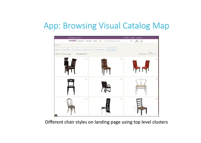 Visual Catalog Map – screenshot 5