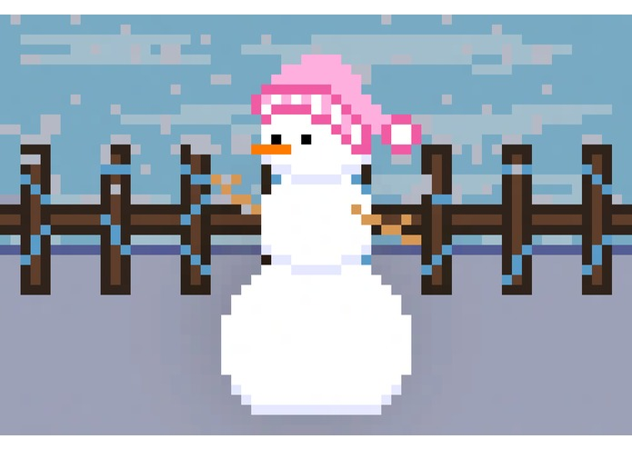 Build a Snowman – screenshot 2