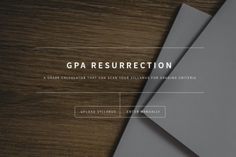 GPA Resurrection