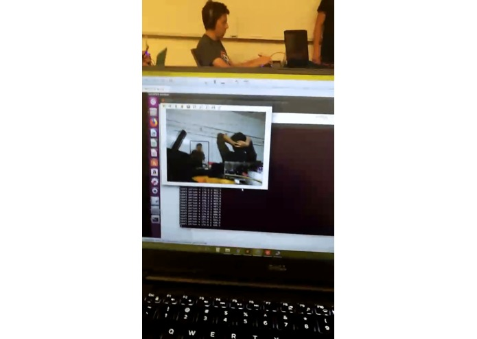 Yolo Object tracking camera system | Devpost