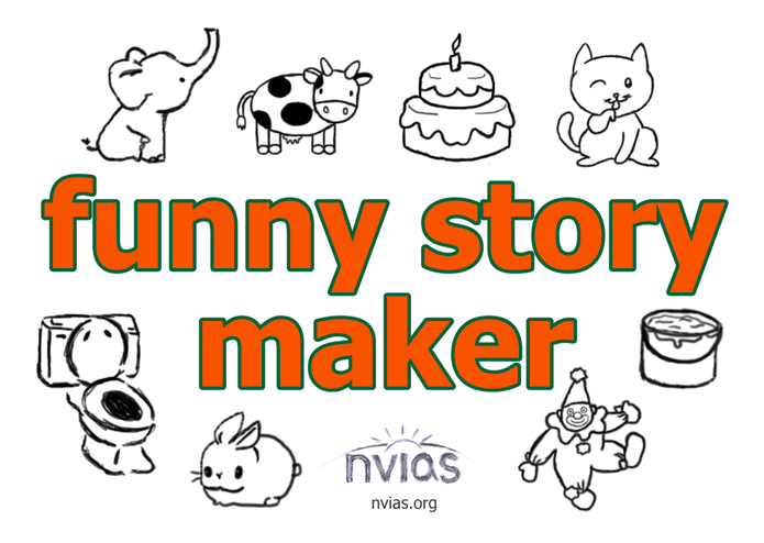 Funny story maker – screenshot 1