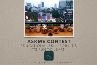 AskMe Contest - Educational Skill For Kids
