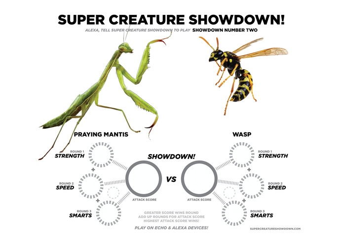 Super Creature Showdown – screenshot 3
