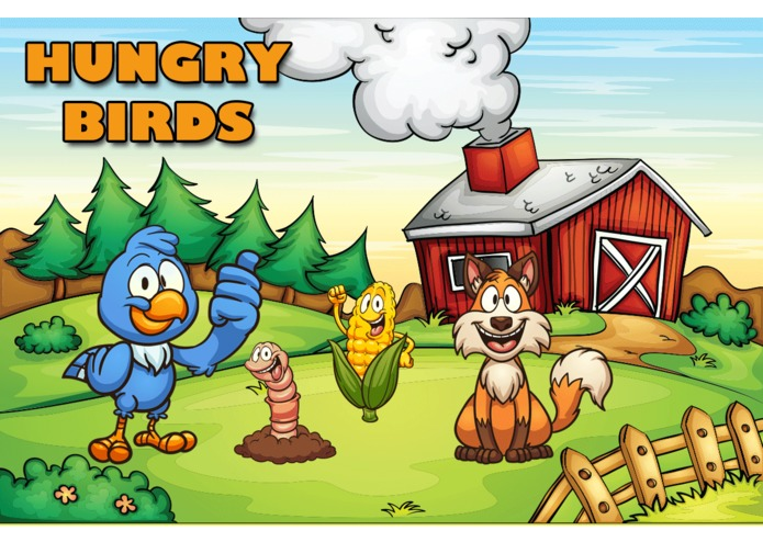 Hungry Birds – screenshot 1
