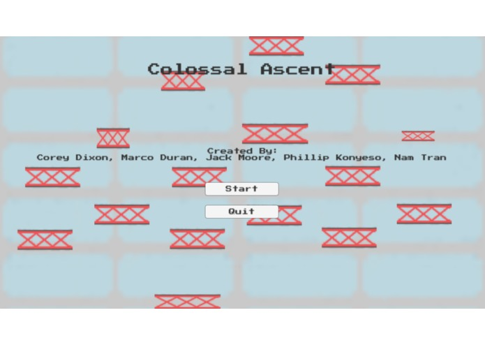 Colossal Ascent – screenshot 3