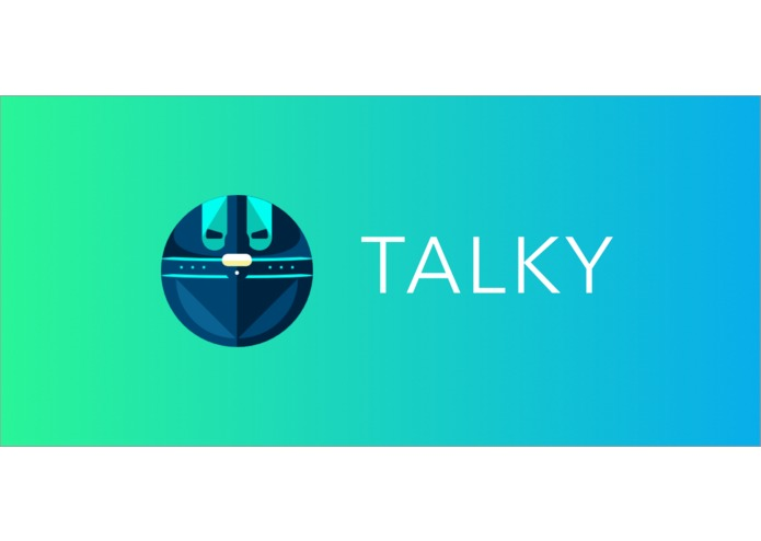 Talky – screenshot 1