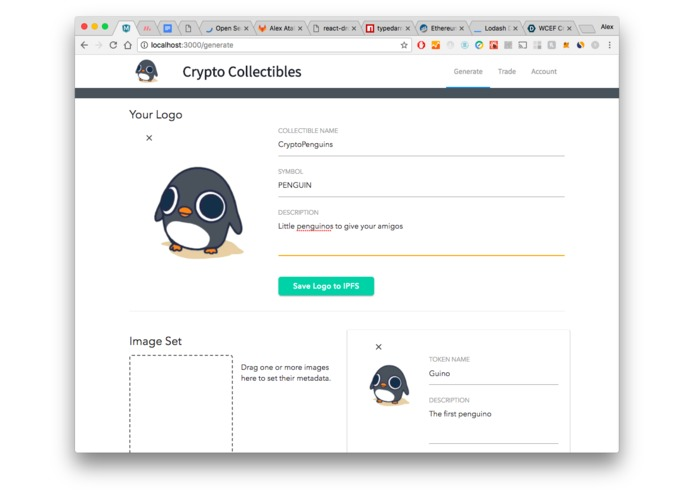 Crypto Collectibles – screenshot 1
