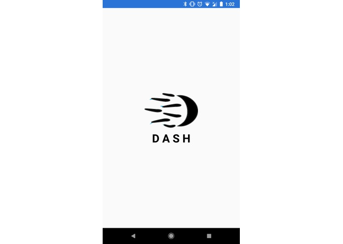 Dash – screenshot 1