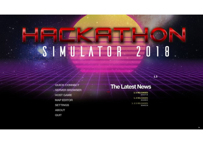 Hackathon Simulator – screenshot 2