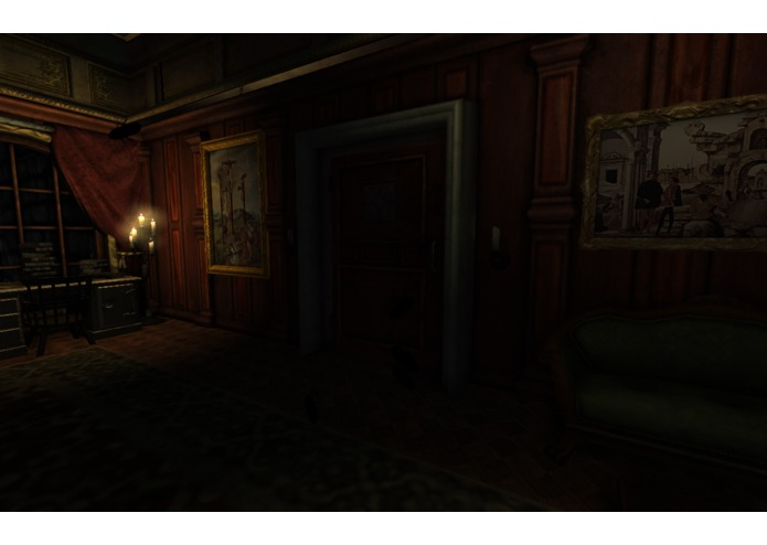 GLAM: The Responsive Horror Game – screenshot 2