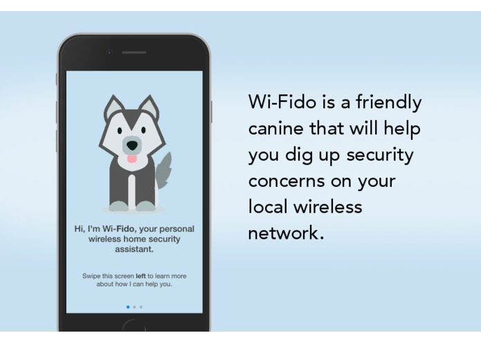Wi-Fido – screenshot 1