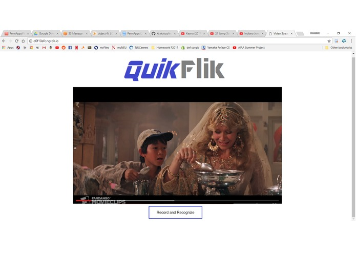 Quik Flik – screenshot 3