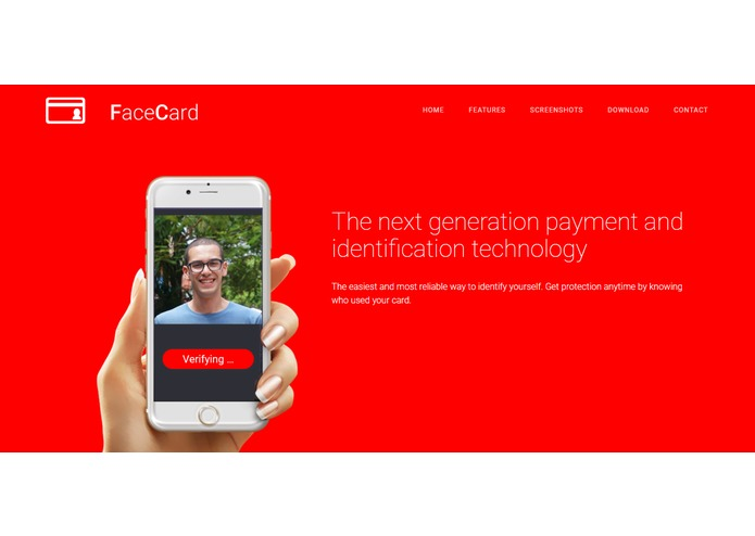 FaceCard – screenshot 1