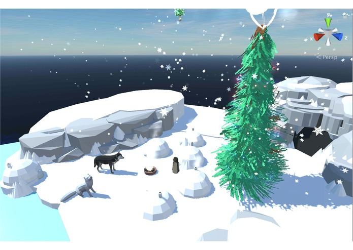 VRCalm – screenshot 1