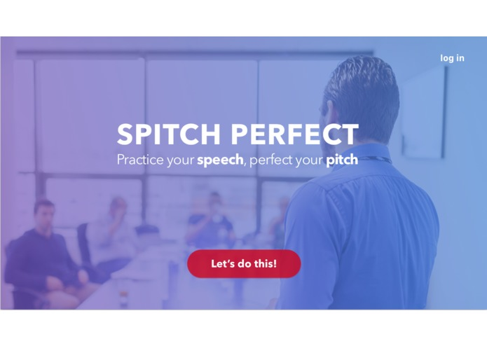 Spitch Perfect – screenshot 1