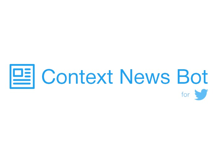 DZ - Context News Bot – screenshot 1