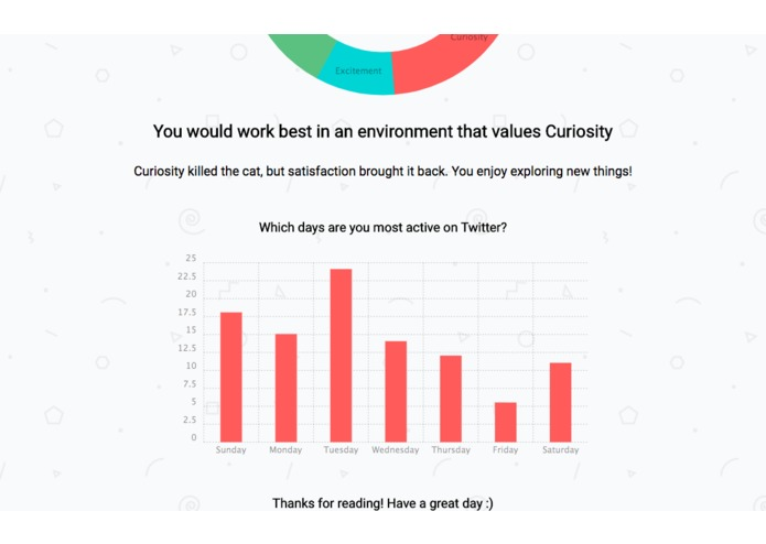 Personality Insights for Careers – screenshot 11