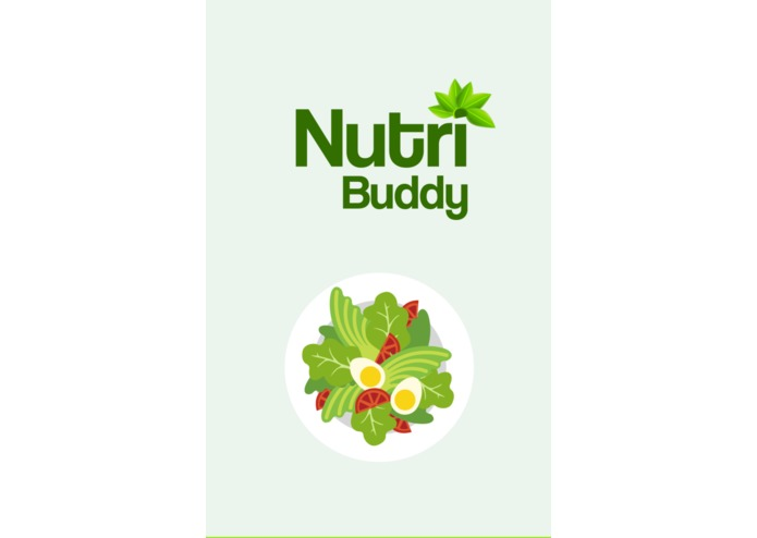 NutriBuddy – screenshot 1