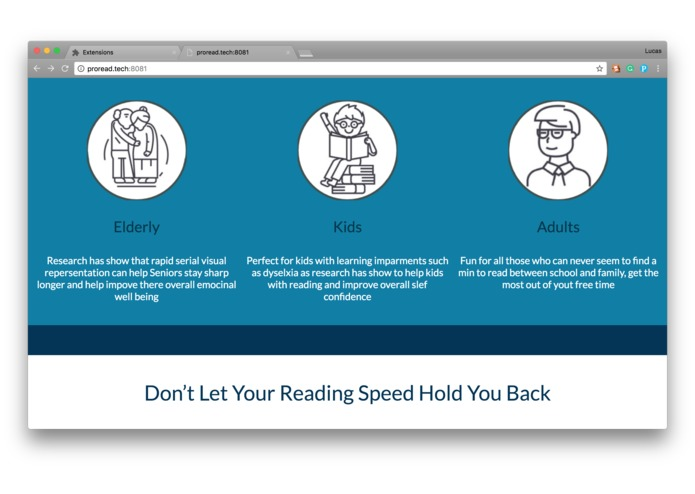 ProRead - Speed Reading Raising Mental Fitness – screenshot 3