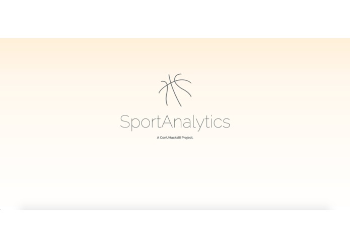SportAnalytics – screenshot 1