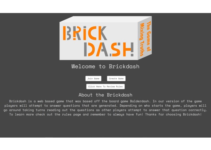 Brickdash – screenshot 1