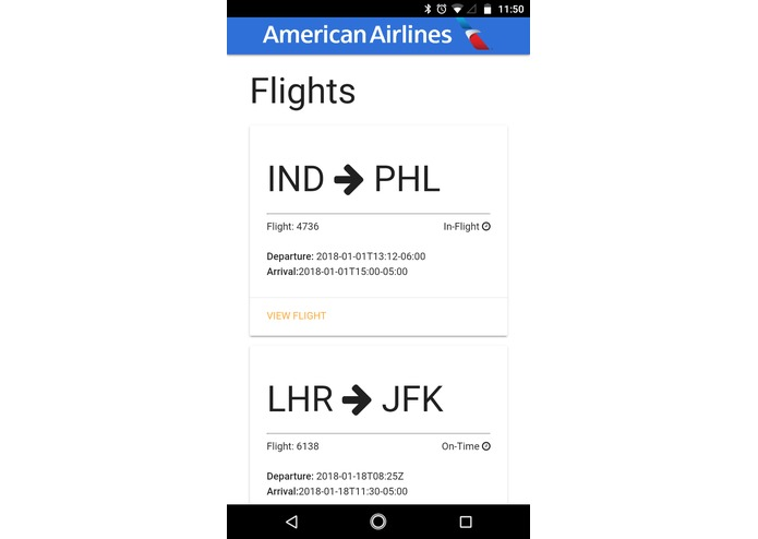 American Airlines Companion – screenshot 2