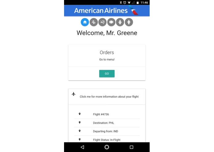 American Airlines Companion – screenshot 3
