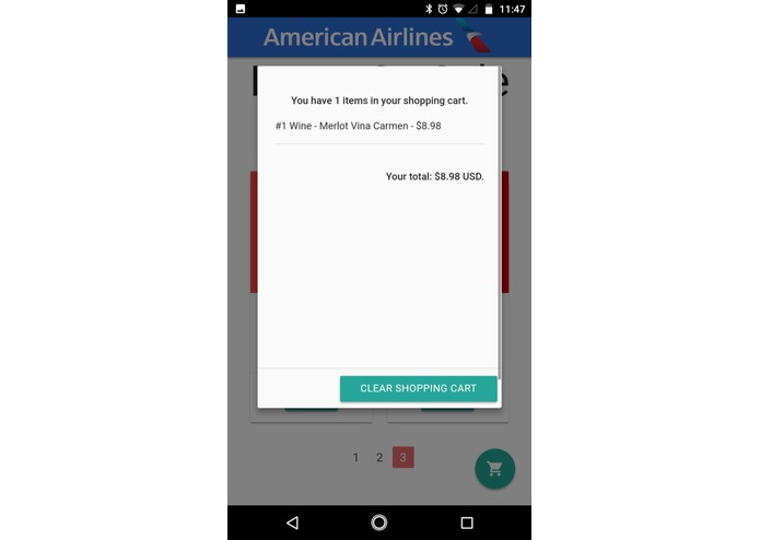 American Airlines Companion – screenshot 6