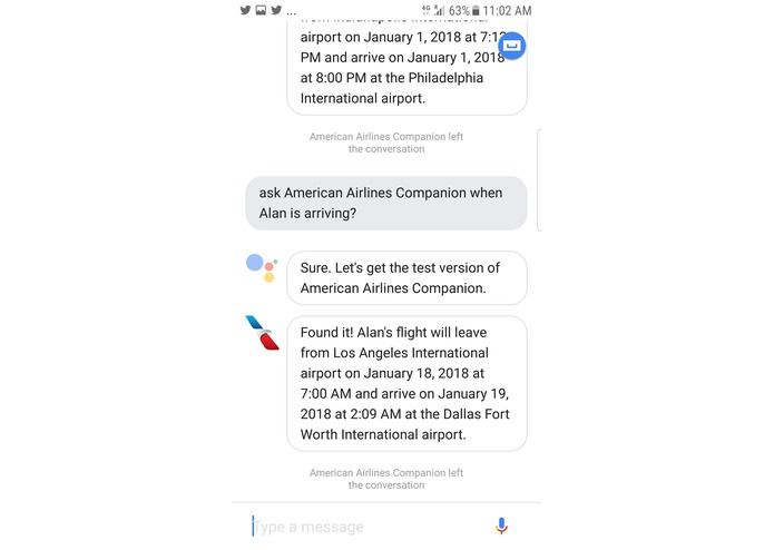 American Airlines Companion – screenshot 9
