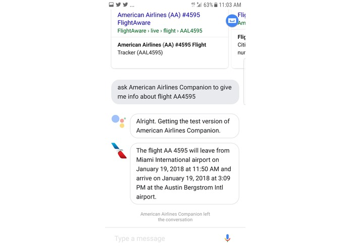 American Airlines Companion – screenshot 10