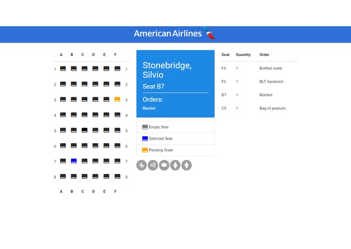 American Airlines Companion – screenshot 1