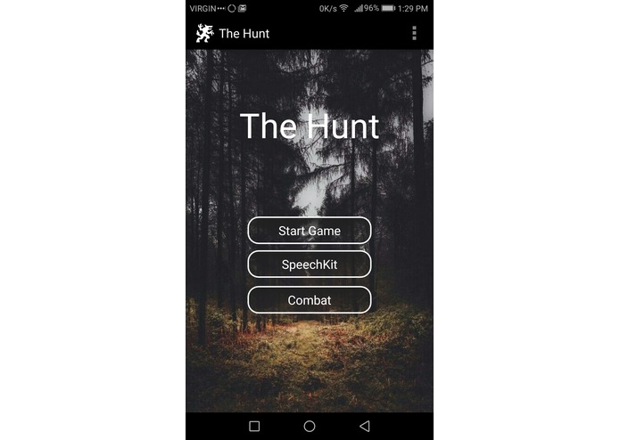 The Hunt – screenshot 1