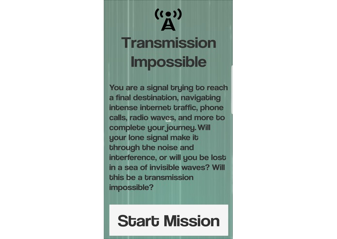 Transmission Impossible – screenshot 1