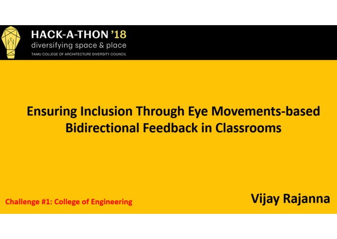 Ensuring Inclusion Through Eye Movement-based Feedback – screenshot 2